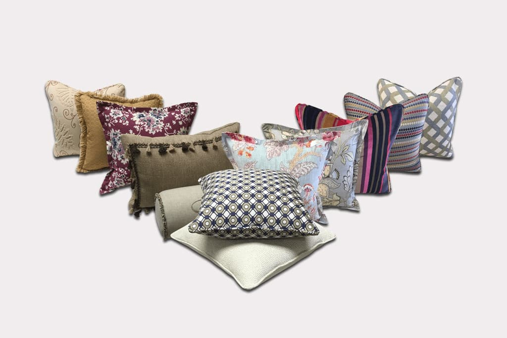Pillows and Cushions 1